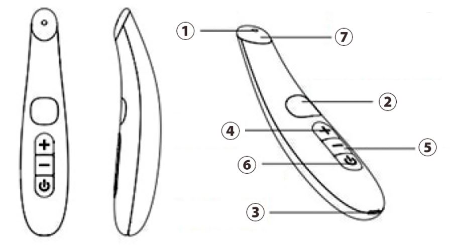 beautical sonic eye care booster description